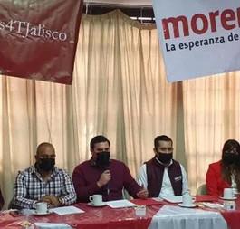 Jalisco en plena efervescencia electoral