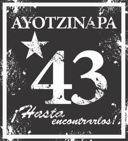 5 años de los 43 de Ayotzinapa, ¡la justicia clama revolución!