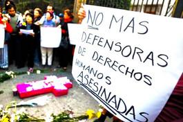 Asesinan a 2 defensores de la tierra en Guatemala