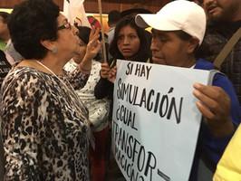 #Oaxaca Exigimos participación, no simulación ante los foros de pacificación