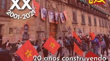 Conferencia Nacional del FPR, a 20 años de lucha consecuente contra la explotación y opresión