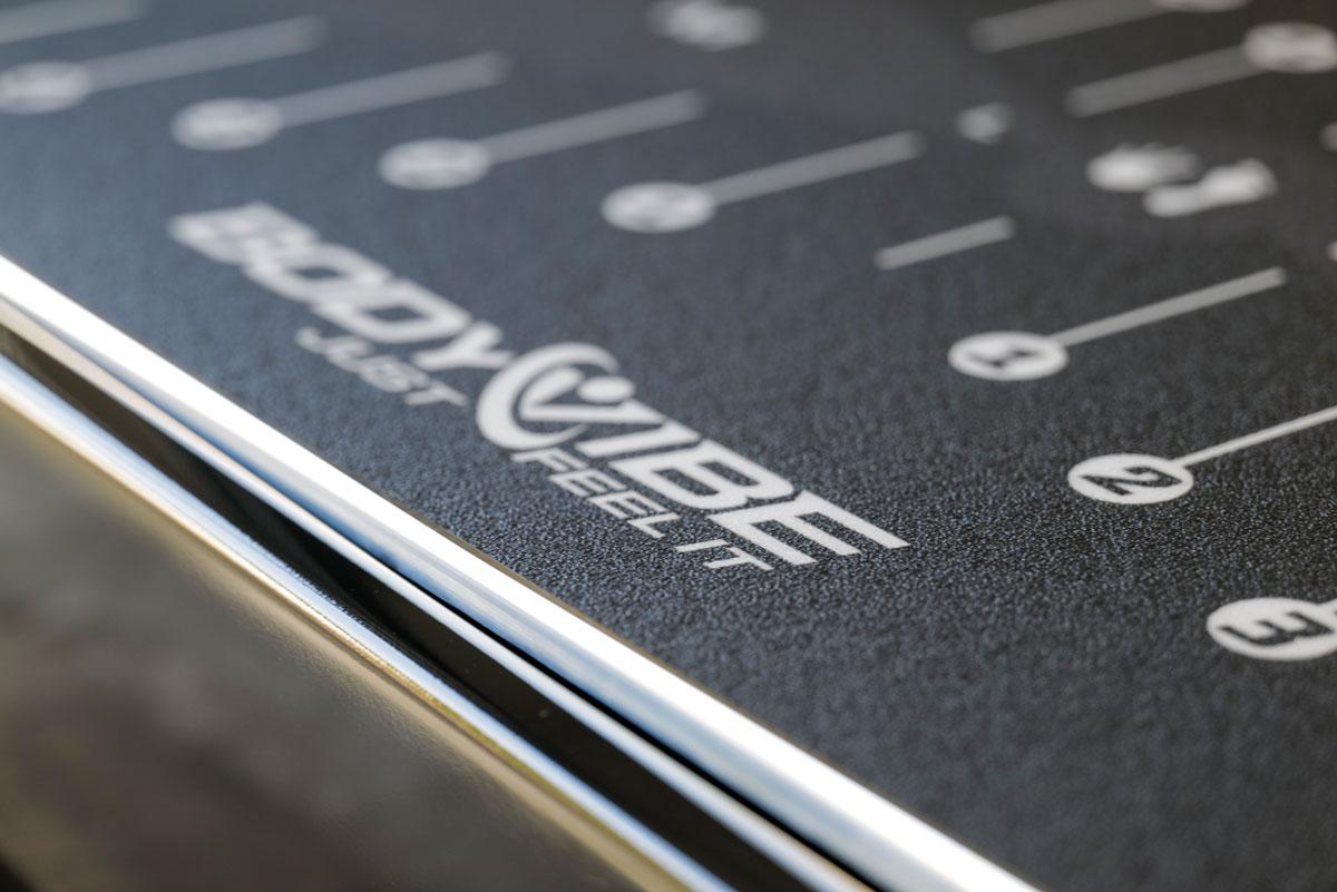 BodyVibe Intensity Vibrationsplatte