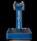 BodyVibe Ultimate Vibrationsplatte in blau