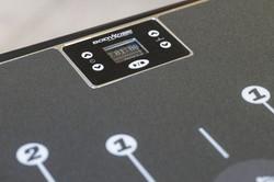 BodyVibe Speed Display