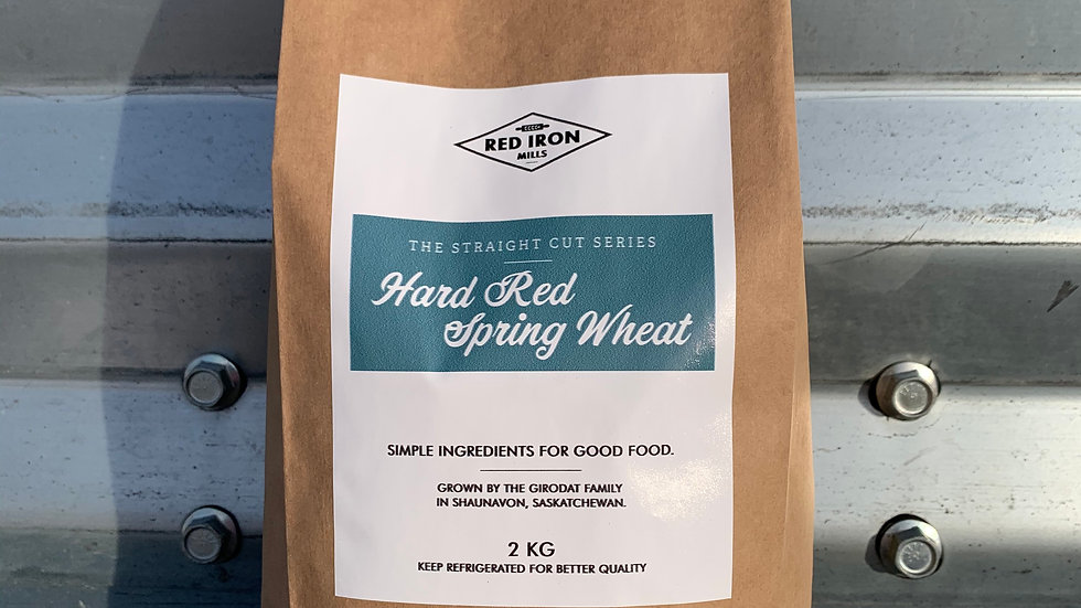 Hard Red Spring Wheat