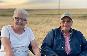 Gerald and Helen Girodat
