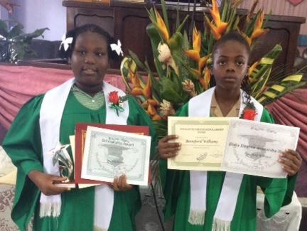 Scholarship Awardees