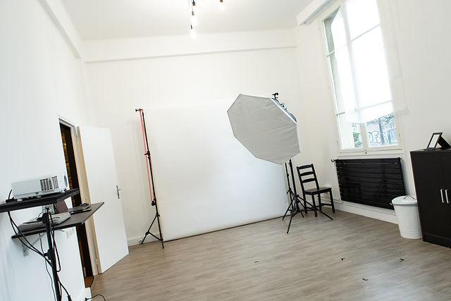 Studio photo à la porte de Vanves