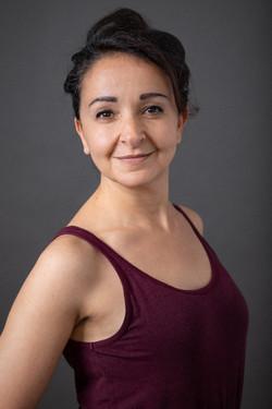 Portrait Yamina Abdous