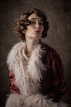 Portrait Hélène Morguen
