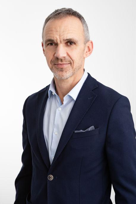Portrait directeur d'agence