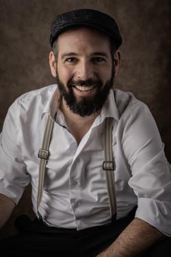 Portrait Ghislain Delbecq