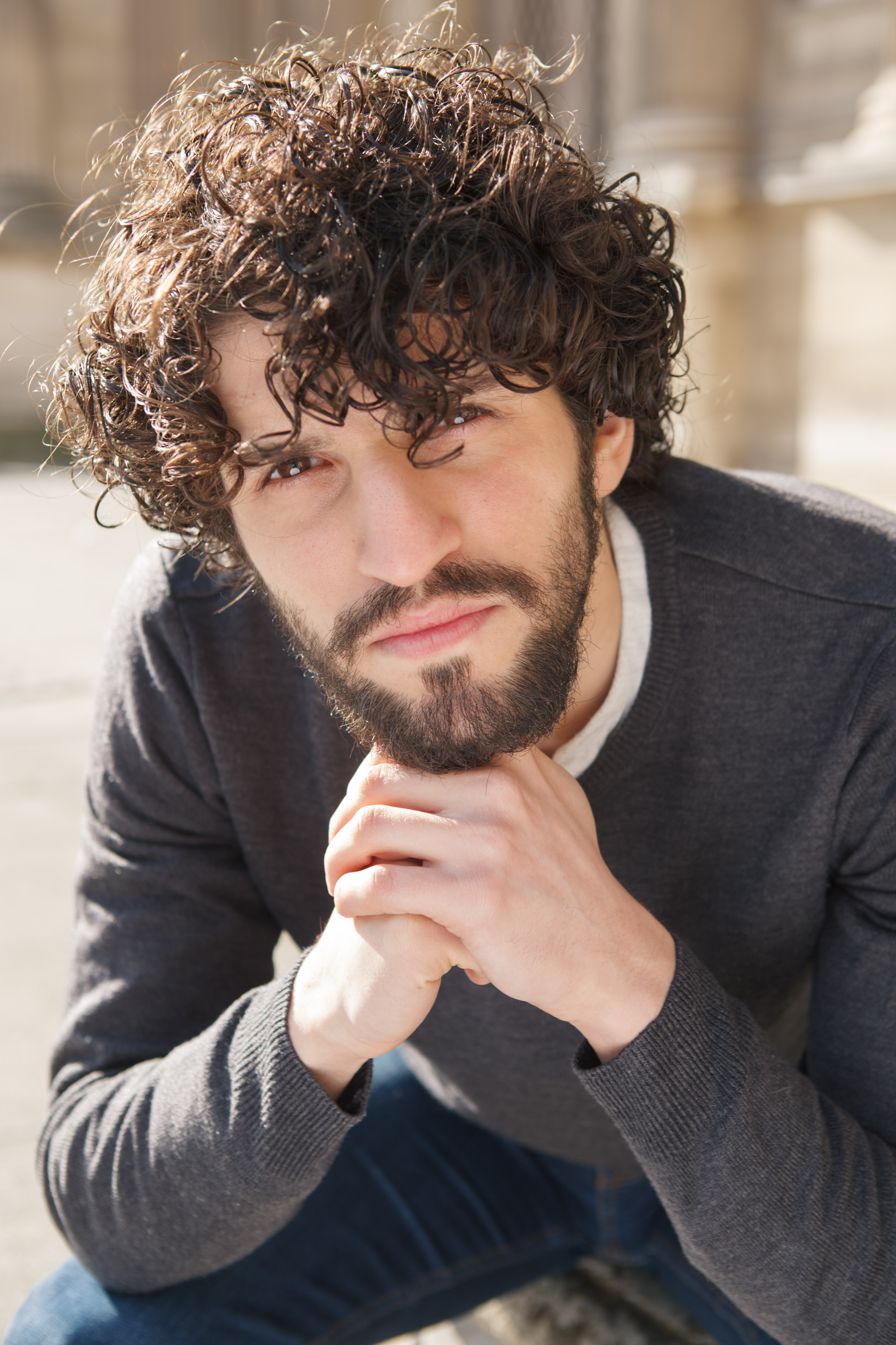 Portrait Malek
