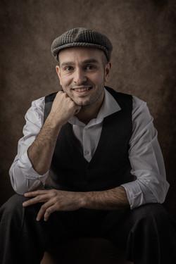 Portrait Mathieu Becquerelle