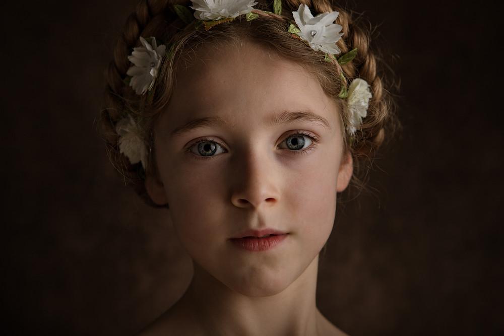 Portrait en lumière douce