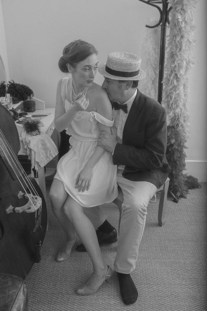 Maurice et la Miss