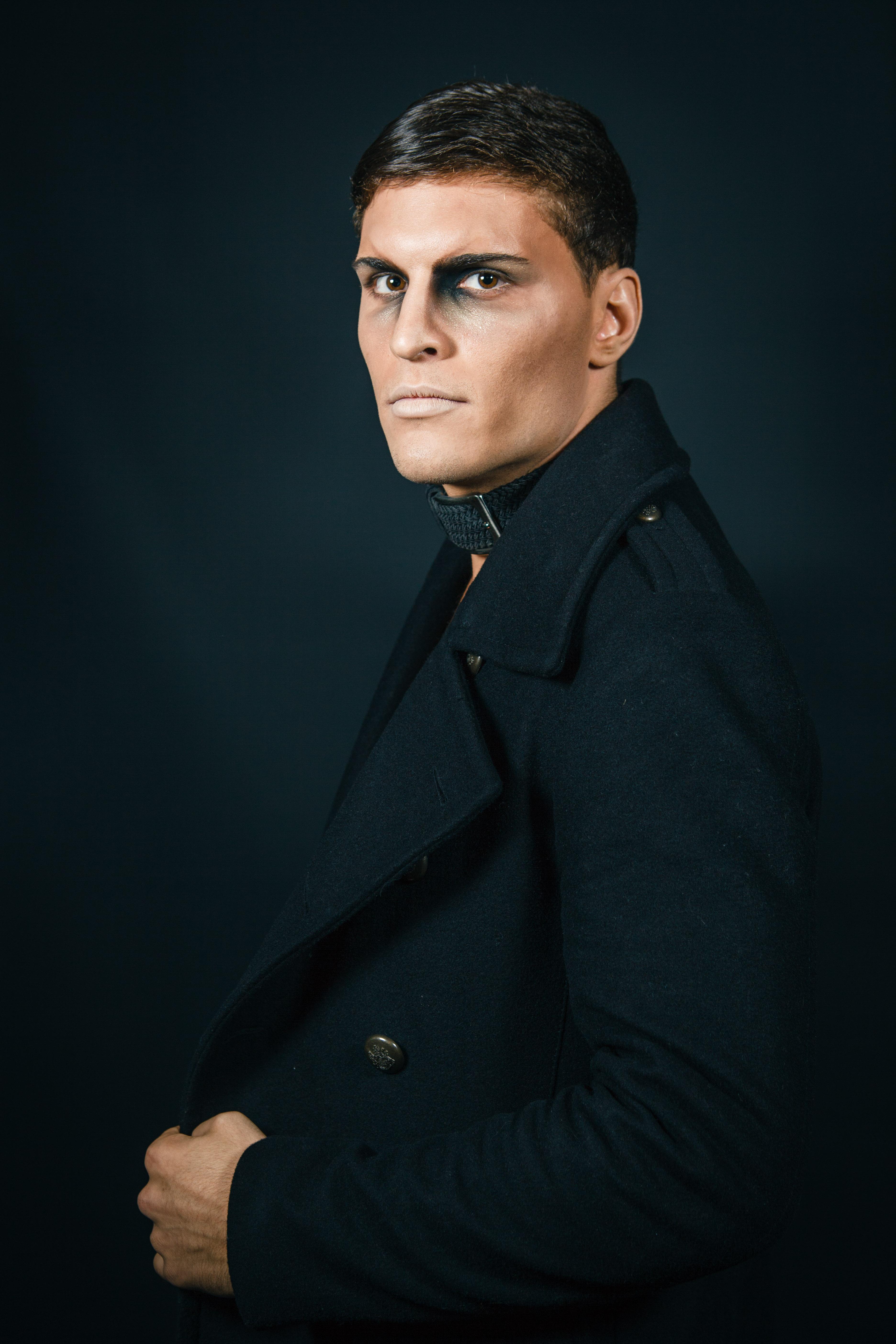 Portrait Eloy Pechier