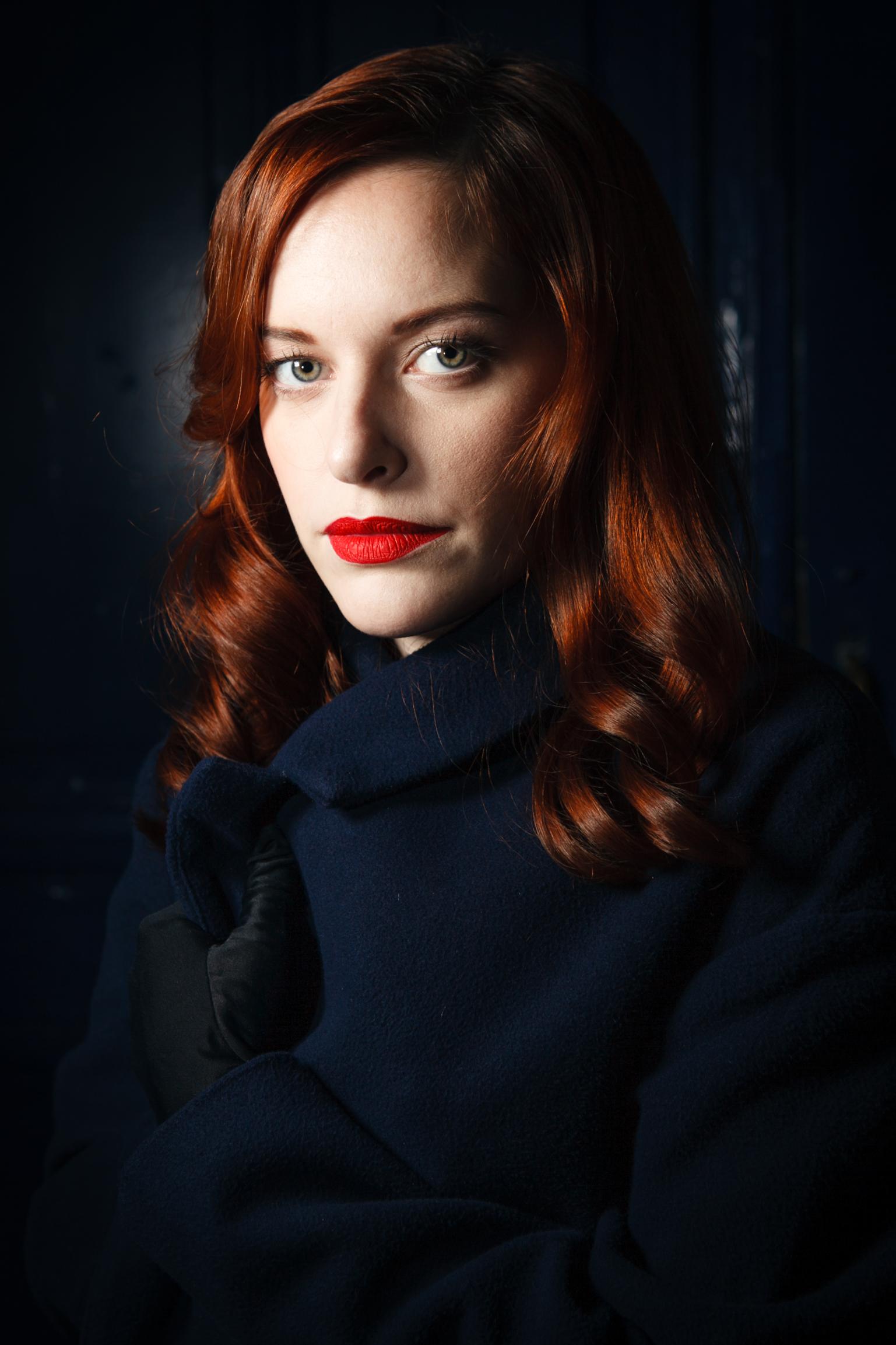 Portrait Pauline Nylrs