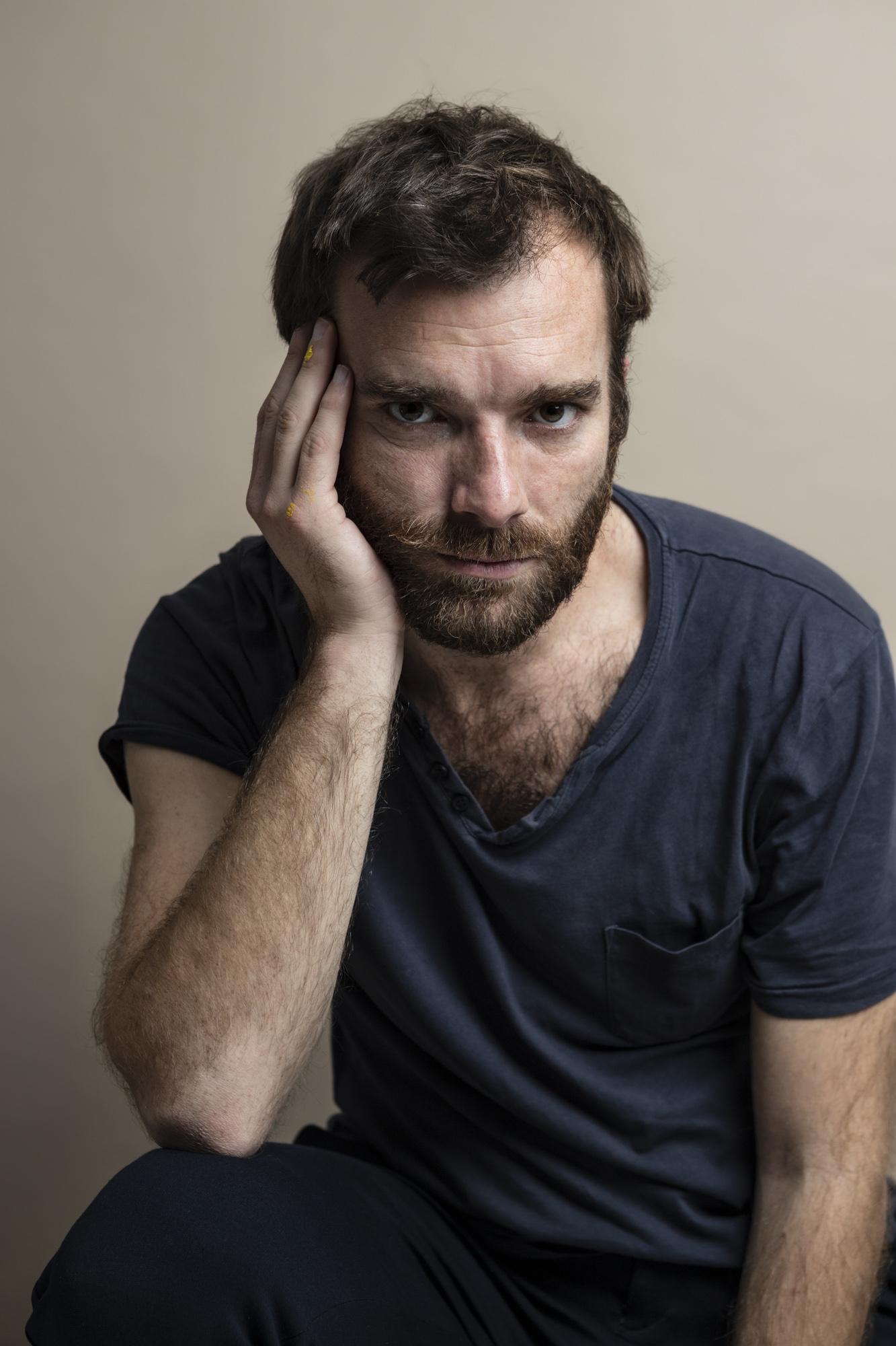 Portrait Sylvain Pierre