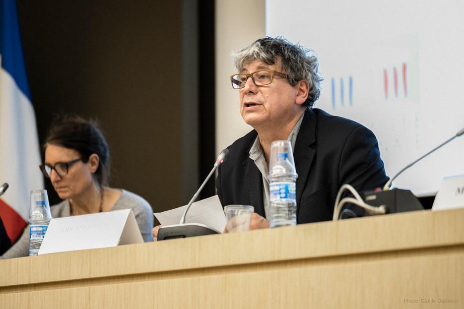 Éric COQUEREL, député de Seine-Saint-Denis