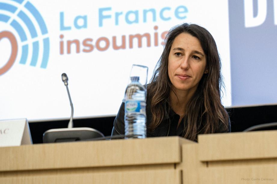 Réjane SÉNAC, politologue