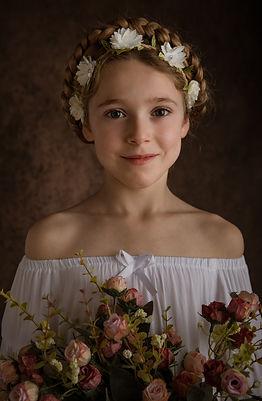 Portrait Fineart enfant
