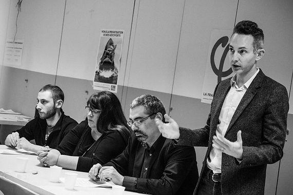 20200224 Meeting à Vanves avec Ian Brossat