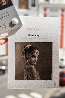 Papier FineArt Photo Rag