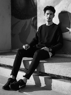 Portrait Davoud Beig