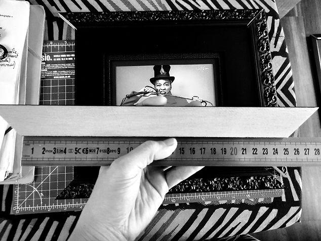 Création du cadre photo
