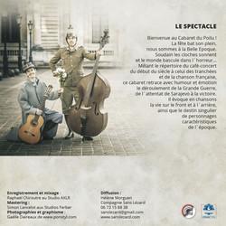 Page livret CD
