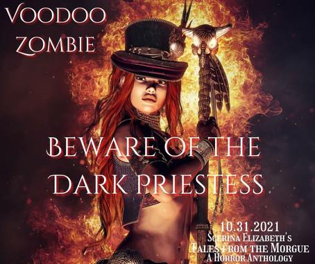 """COMING THIS HALLOWEEN: """"Voodoo Zombie"""""""