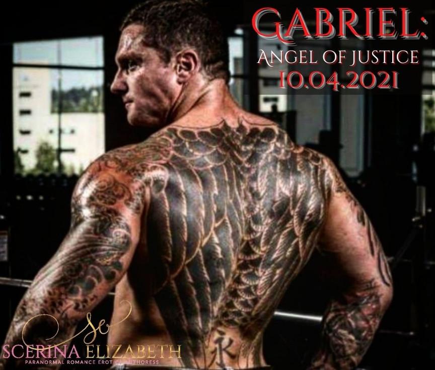 Gabriel: Angel of Justice Giveaway