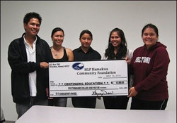 2010 Scholarship Recipients