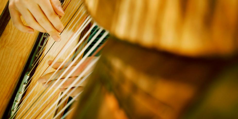 American Harp Society: Carol Holsinger with CA Pops Orchestra