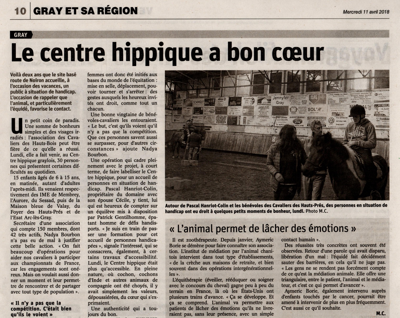 Article Est R 11 04 18