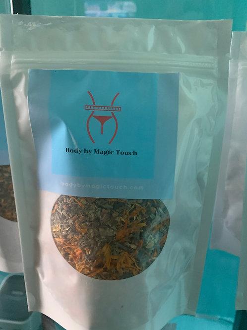 Mucus eliminator tea