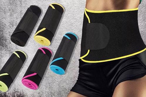Waist slimming belts for men and women