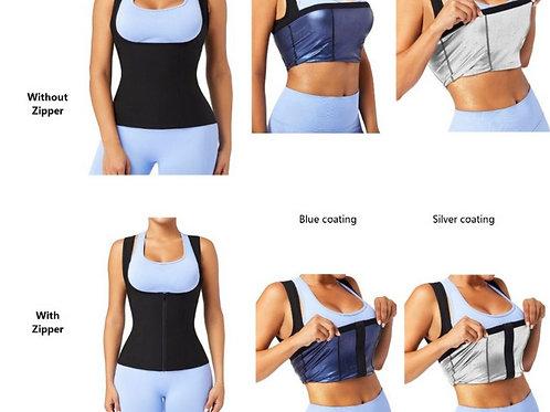 Sweat vest for men and women