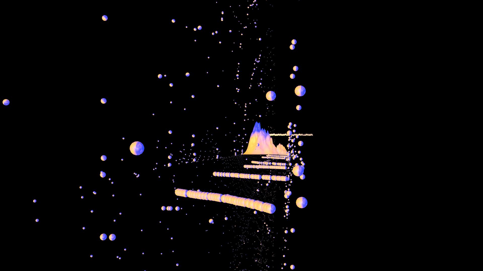 Andes Tiempo y Espacio II