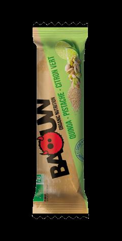 BAOUW Quinoa Pistazie Limone