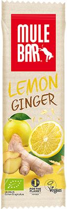 MULEBAR Lemon Ginger