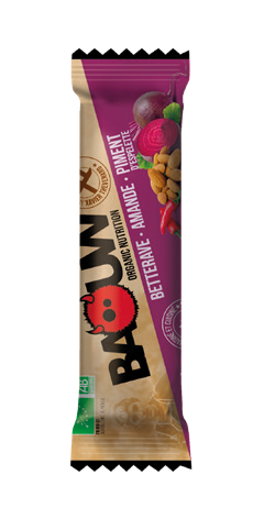 BAOUW Rote Beete Mandel Chili