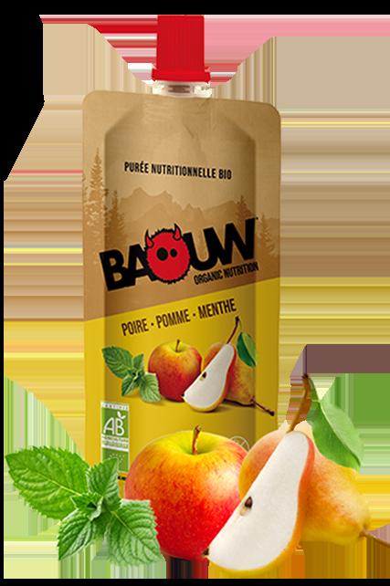 BAOUW Birne Apfel Minze
