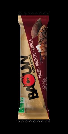 BAOUW Cacao Haselnüsse Vanille