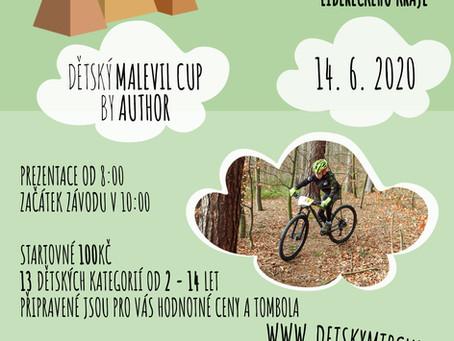 AMULET CYCOLOGY Dětský MTB cup odstartuje na MALEVILU