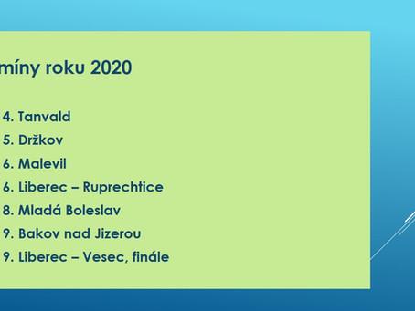 Termíny roku 2020