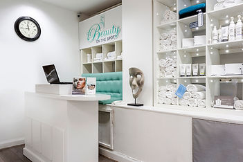 A Welcome to beauty on the spot Dowgate