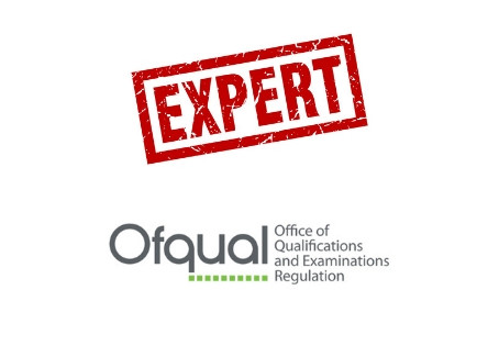 Apply to be a Subject Expert at Ofqual