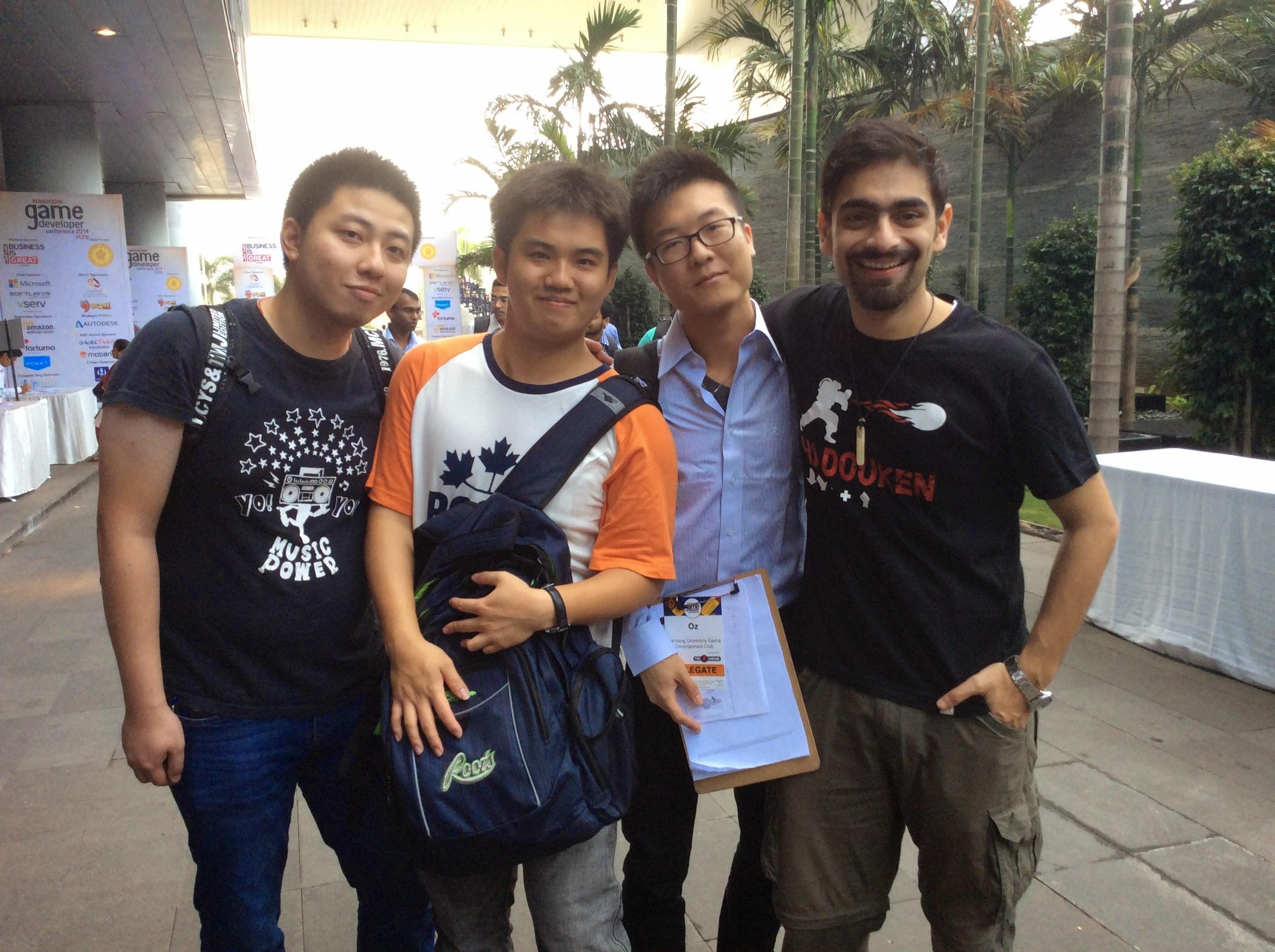 NGDC 2014 - PING Network 媒體合照